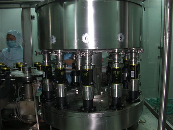 目的植物饮品自动灌装机